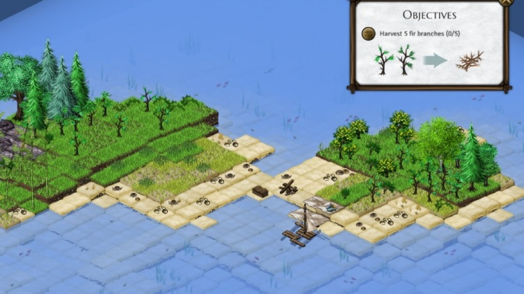 Tutorial Island to accompany new players